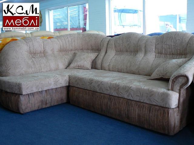 Угловой диван Ирен производства КСМ Мебель http://www.ksmmebli.com.ua