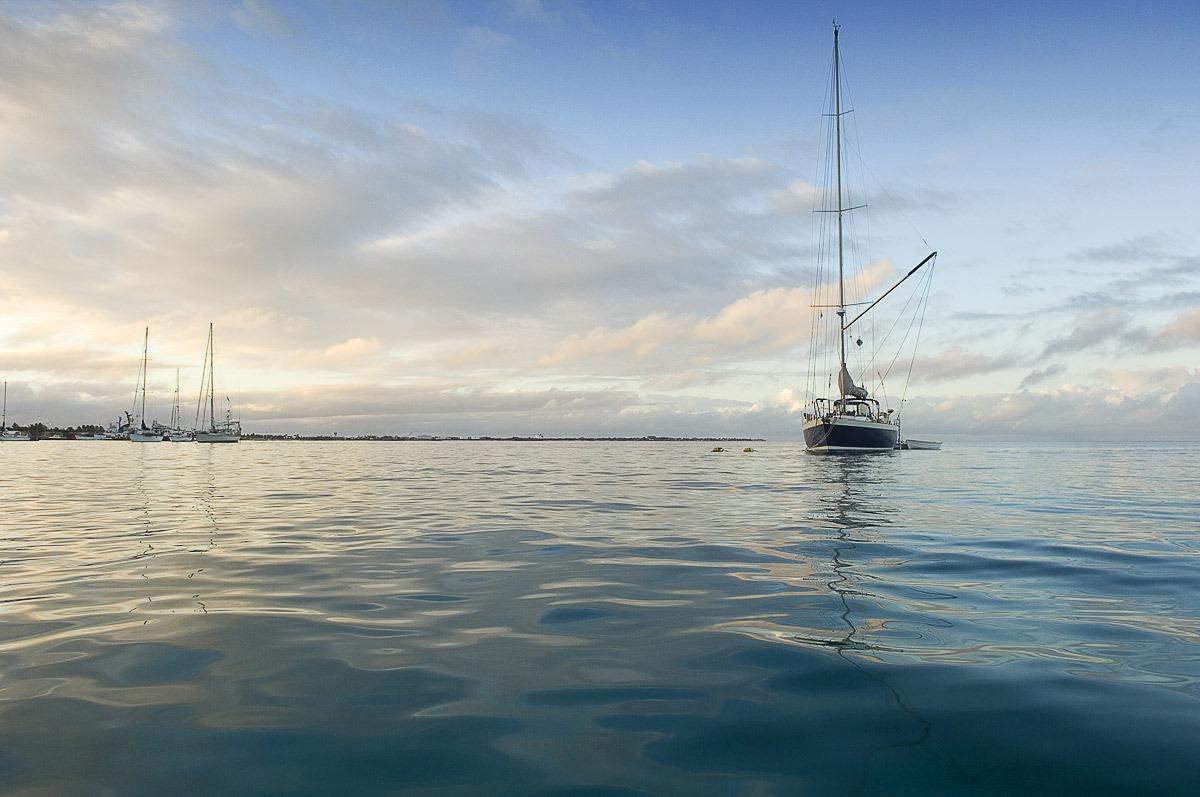 Путешествие к морю. Один в море