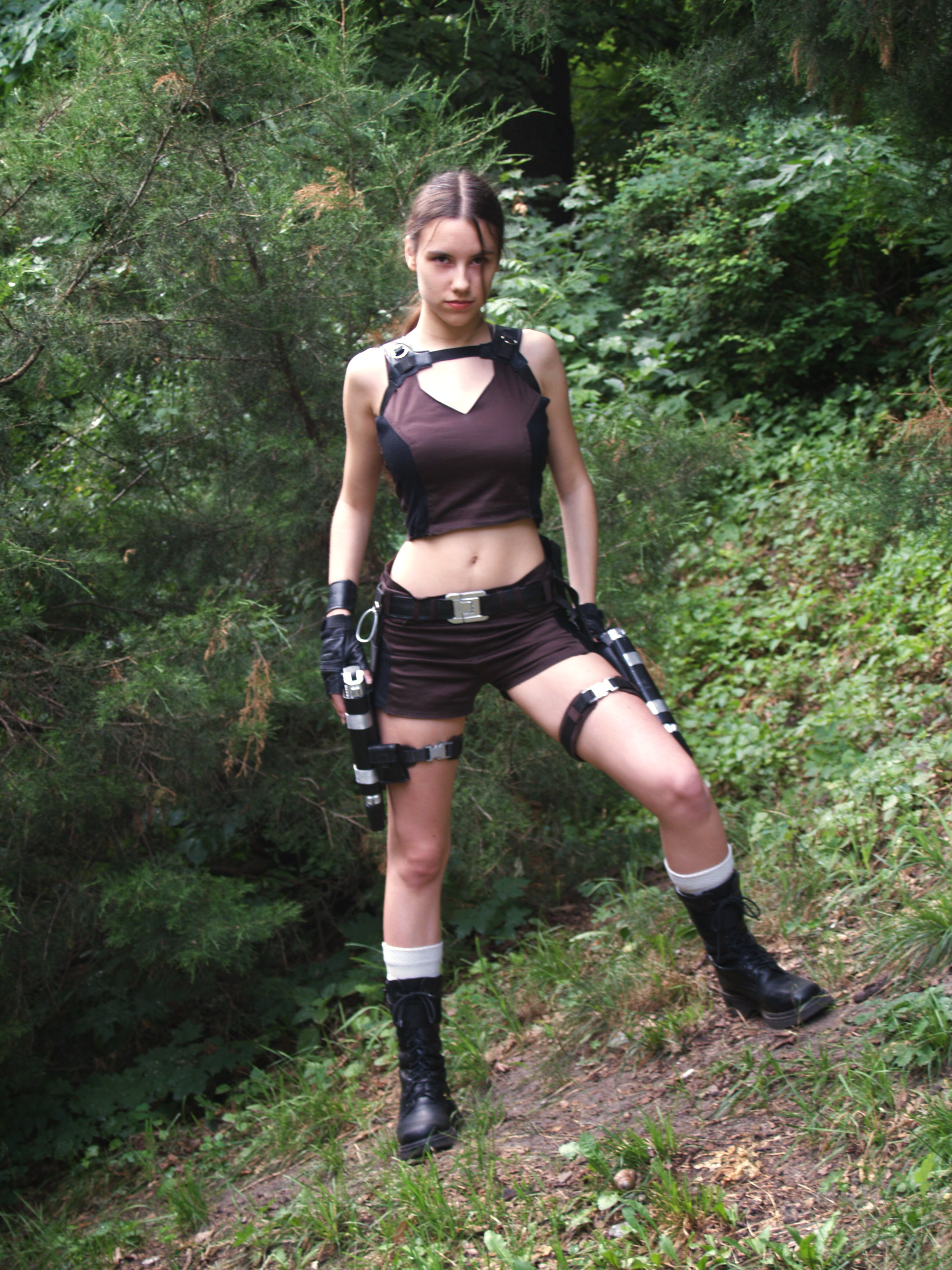 Photo lara croft pornographie hentay film