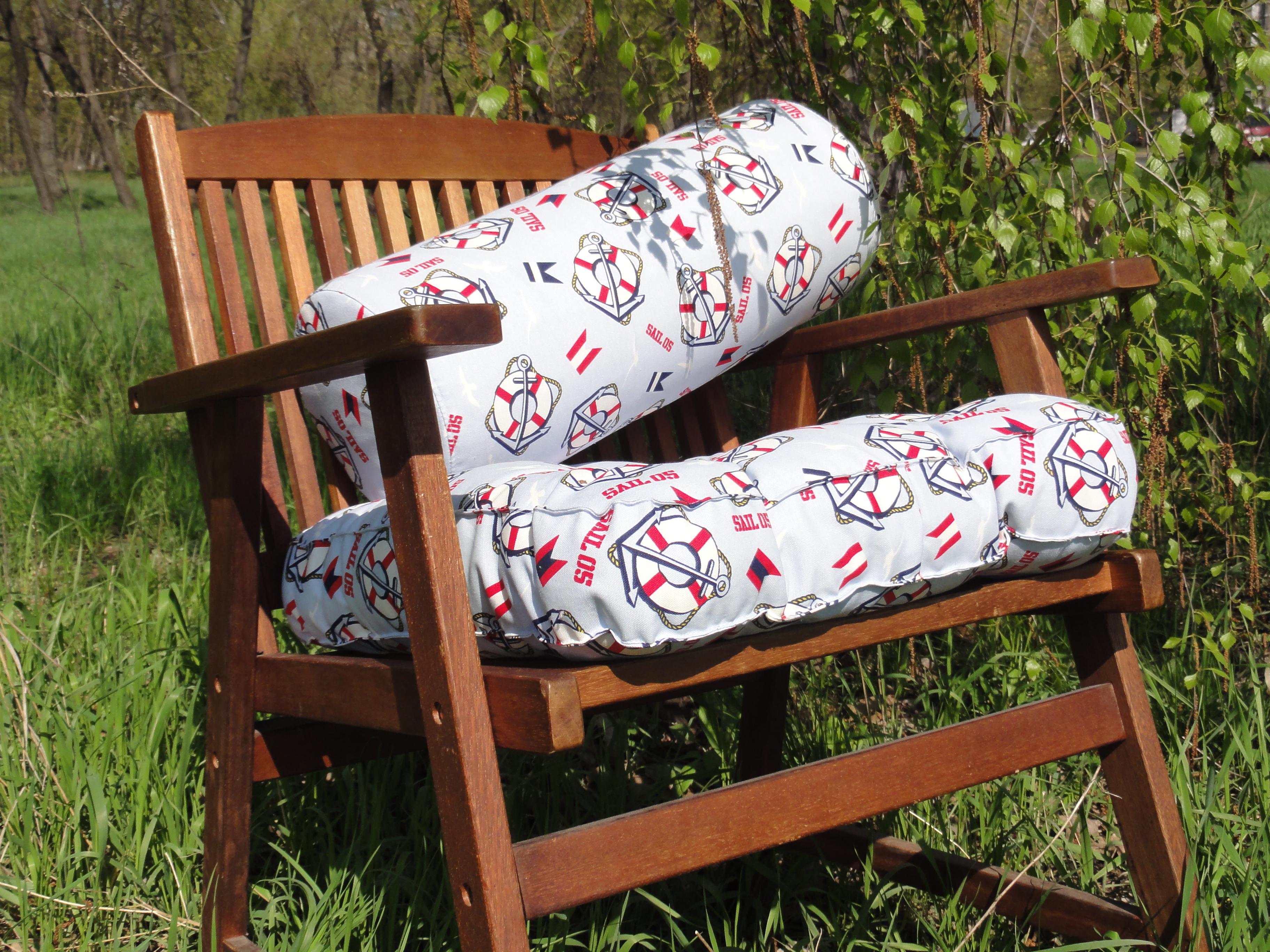 Подушки на стулья своими руками Круг мастеров 20