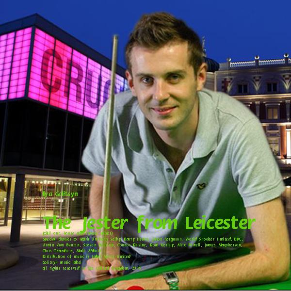 Ilya Golitsyn The Jester from Leicester