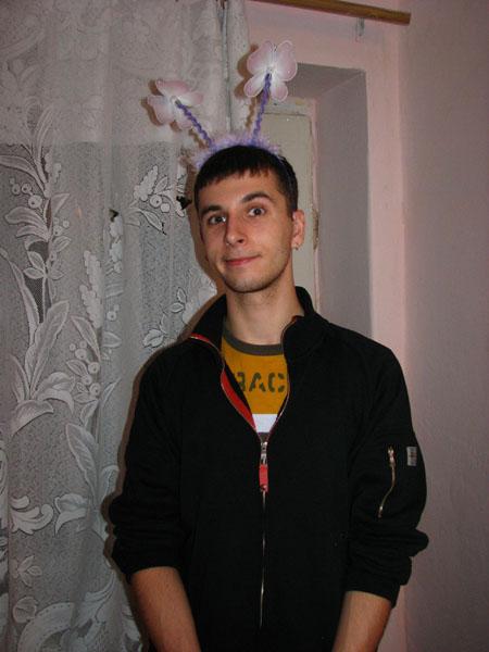 я фыкаладный зайац ))
