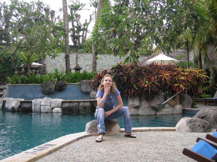Отель, о.Бали, Индонезия