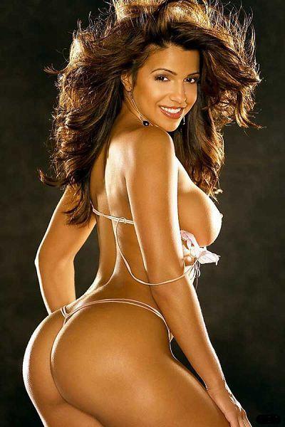фото бразильских моделей с большими формами ню