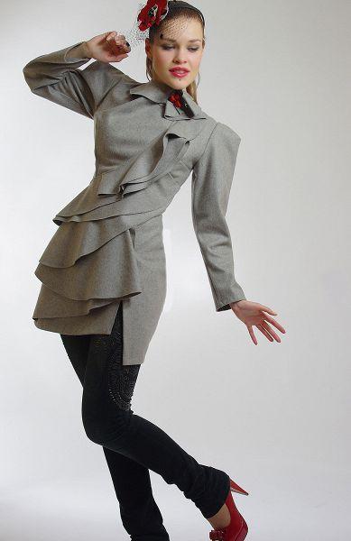дизайнерское пальто ,женское демисезонное пальто, пальто российского дизайнера ,красивое пальто купить , модное дизайнерское пальто.