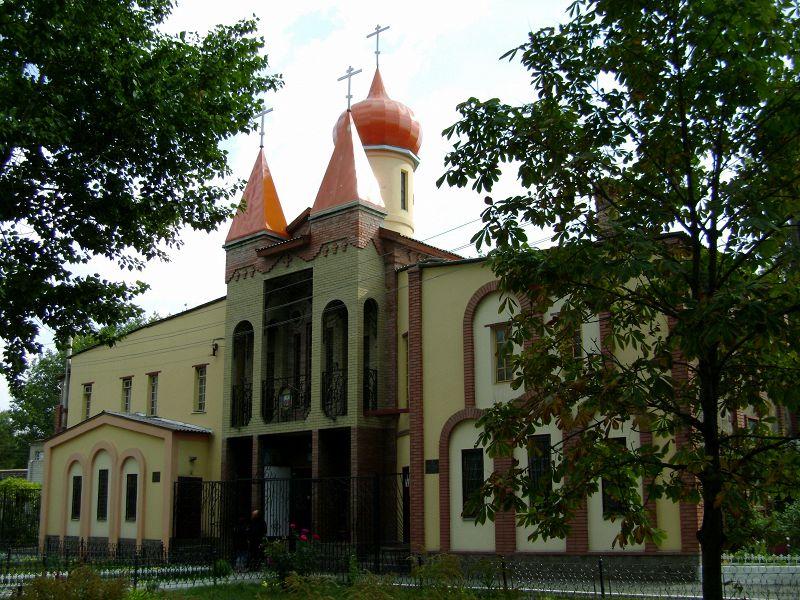 Церкви и храмы пантелеймона 3 фотография