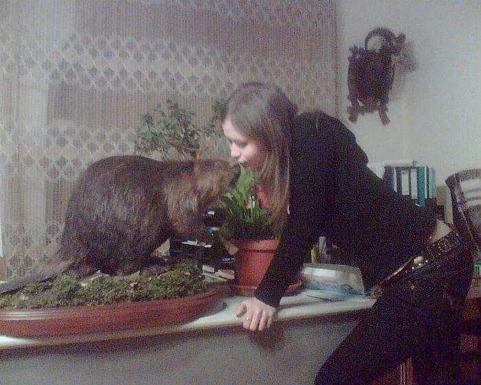 люблю животных...)))