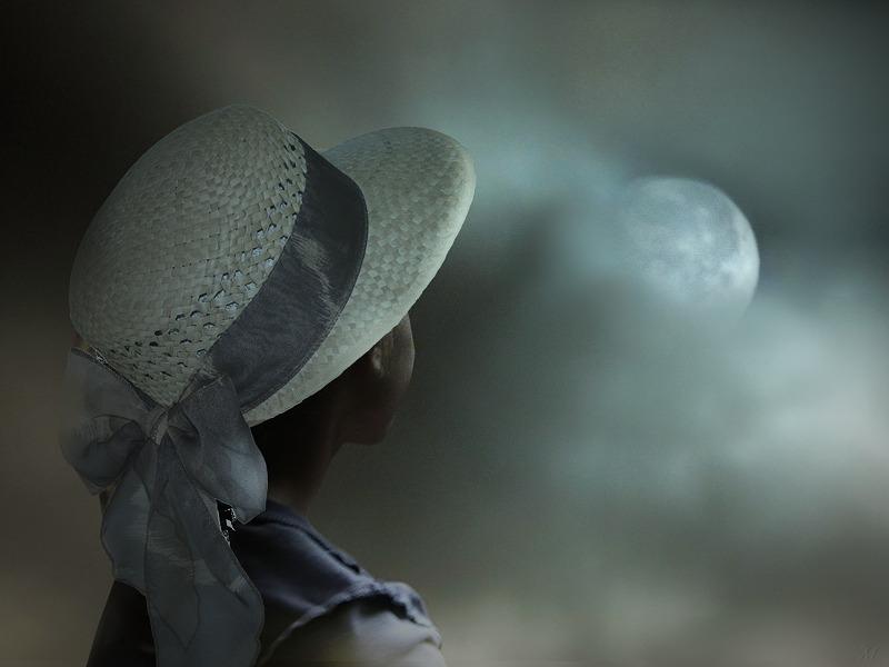 (из серии «С любовью к Луне»)