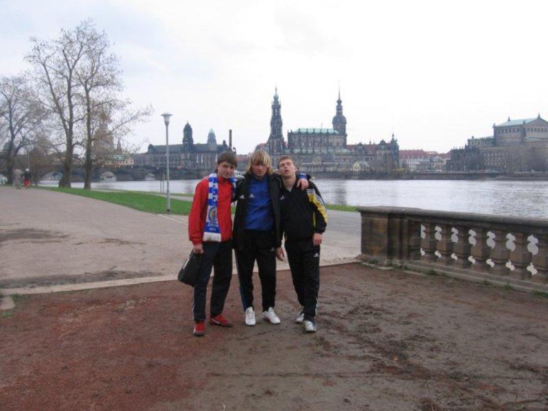 Дрезден после...Амстердама и улици красных фонарей...совсем не интересный))))