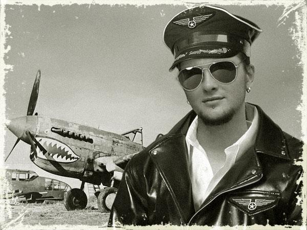 Прическа американских пилотов