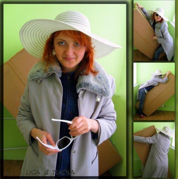 о жертвах гламура или легкие вариации на тему: дама сдавала в багаж....)))