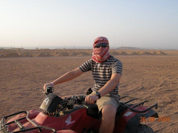 25.06.2008 Egypt , Desert