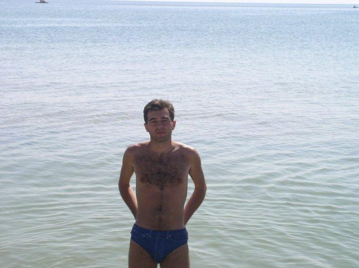 море в Кирилловке