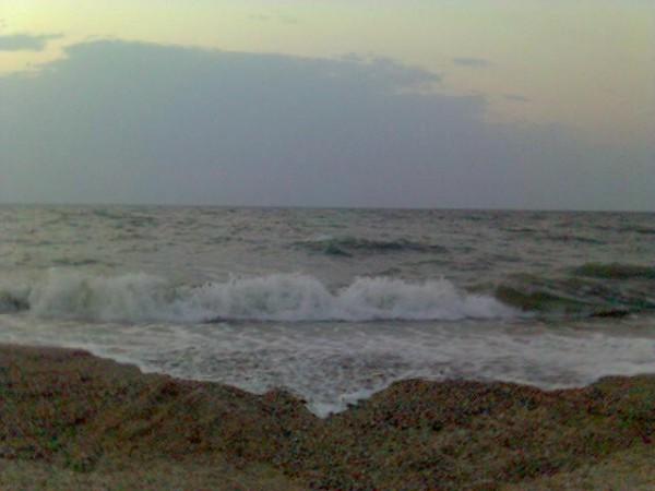 на небе и говорят, что о море....