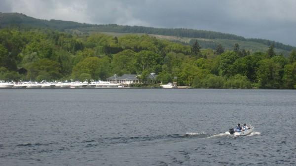 Loch Lomond (почти Loch Ness :)