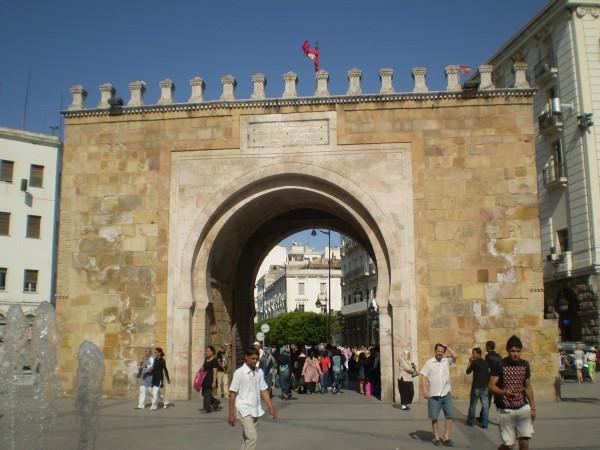 Ворота Франции