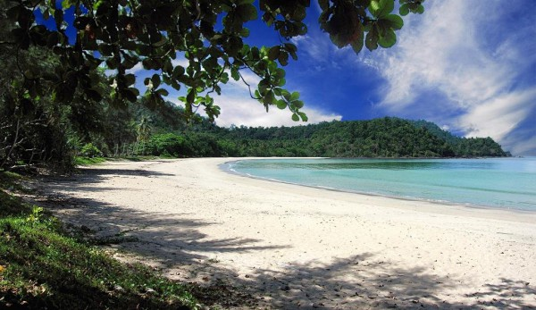 Tarutao beach