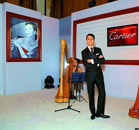 презентация Cartier