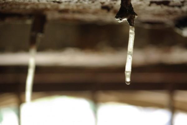 соляной сталактит