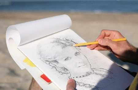 Христина Стебельська: олівцем художника на Країні Мрій 2009