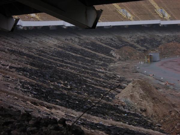 НСК Олимпийский. Осень 2008.