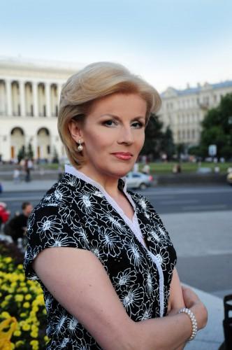 Христина Стебельська: погляд із Хрещатика