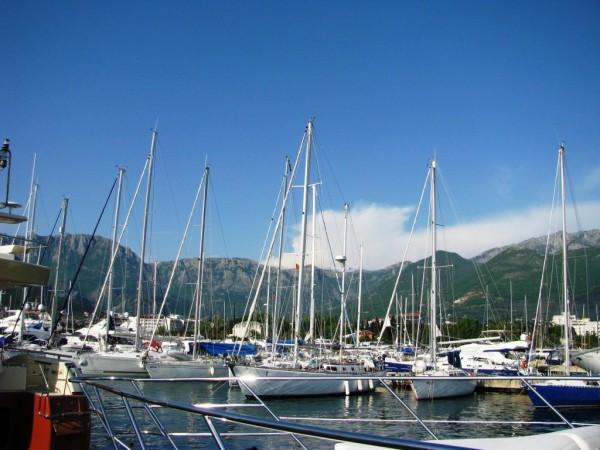 Черногория, порт Бар