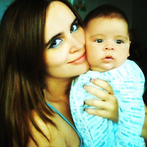 Мой сынок и я