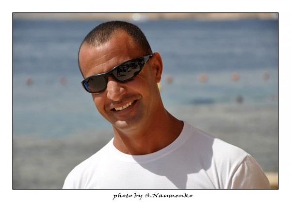 Mostafa - egyptian dive inctructor