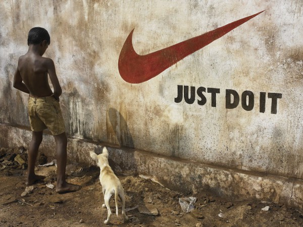 Brand Irony 1 Just Do It