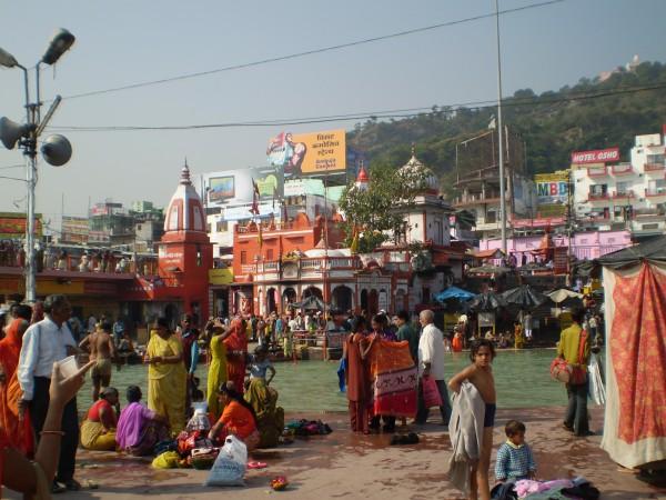 Обычная жизнь индусов