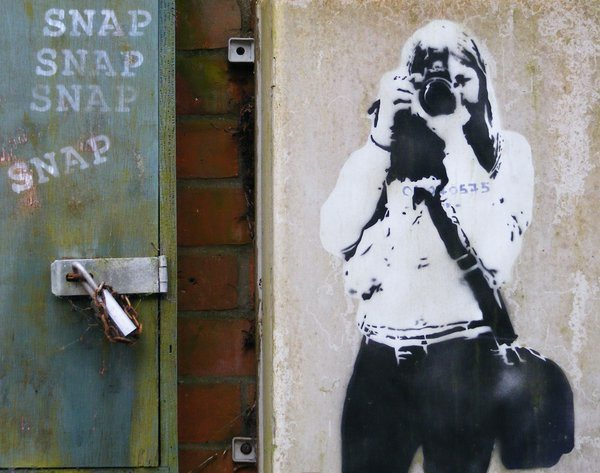 Граффити портерт