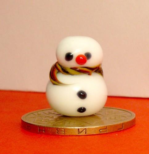 Снеговик другой