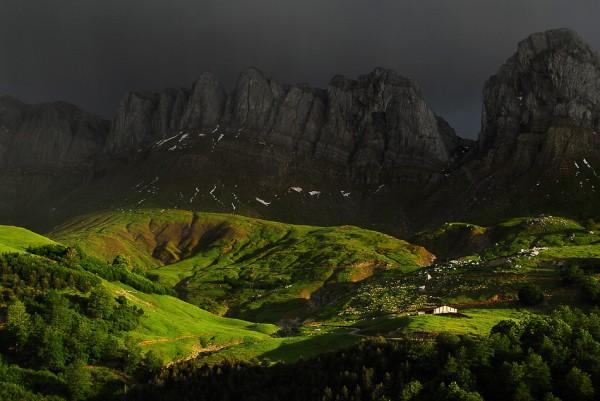 Sierra de Alano by Sergio Padura