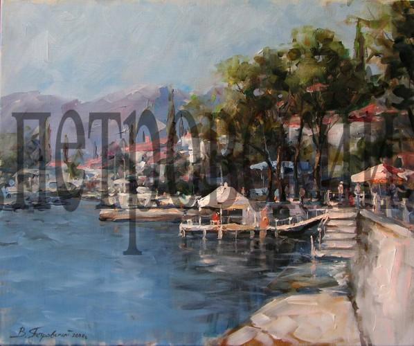 Италия. Озеро Комо