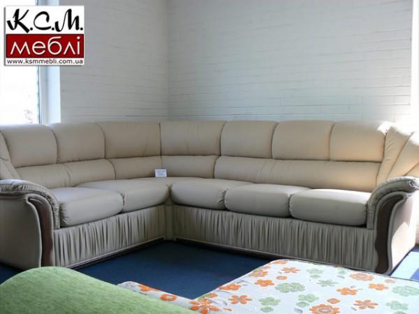 Угловой диван Марион производства КСМ Мебель http://www.ksmmebli.com.ua