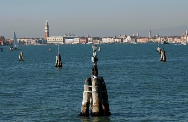 Венеция. Вид с моря