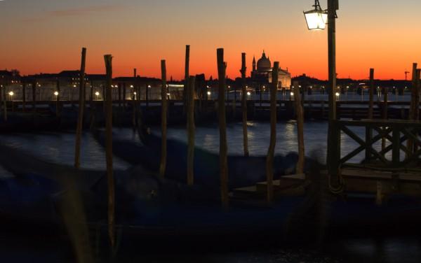 Венеция. Закат
