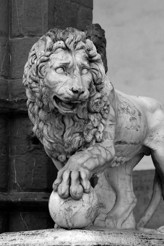 Италия. Лев