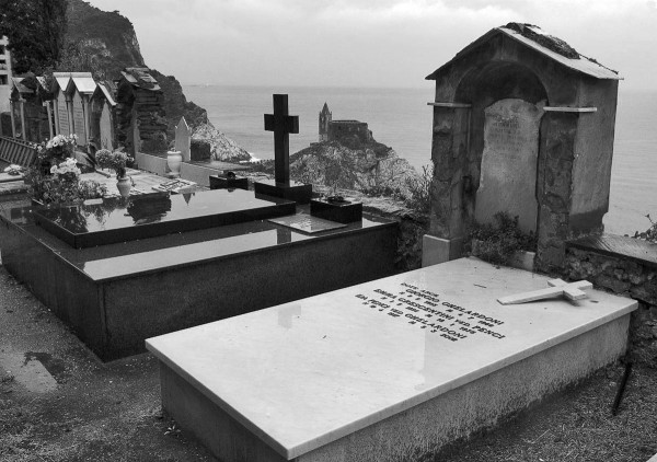 Италия. Кладбище