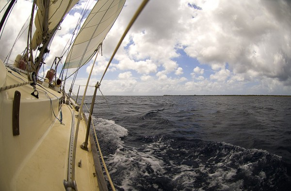 Путешествие к морю. В морскую даль