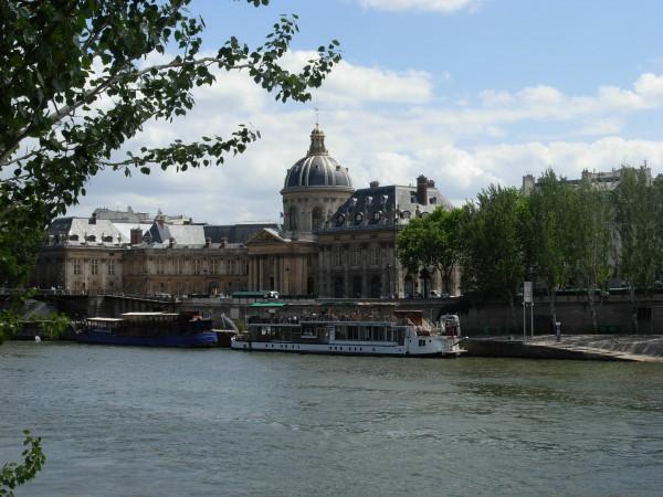 Париж. Сена.