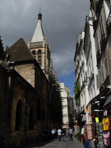 Париж. Латинский квартал.