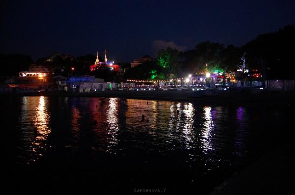 Ночная жизнь Одессы...