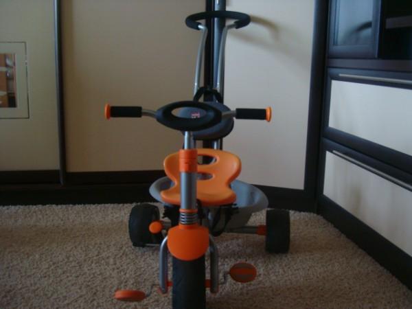 Детский 3-x колесный велосипед Hauck Mini X-Lander Lux.450,00 грнДля детей от 2 лет. Изготовлен из легких, прочных и нетоксичных материалов. Максимальный