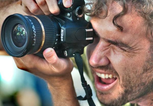 Страсть фотографа