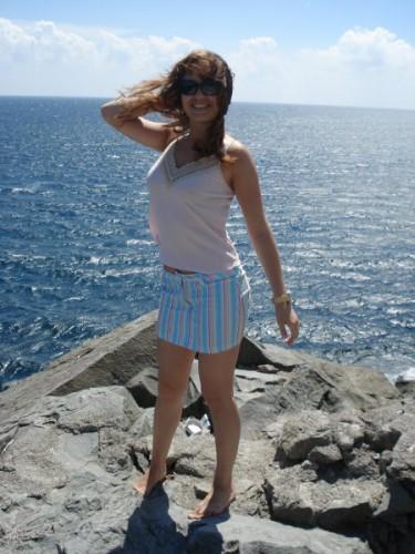 Это я в Алупке (август 2006)