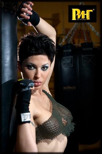 Мисс «Ring Style Girl» февраля – Валерия Бордо