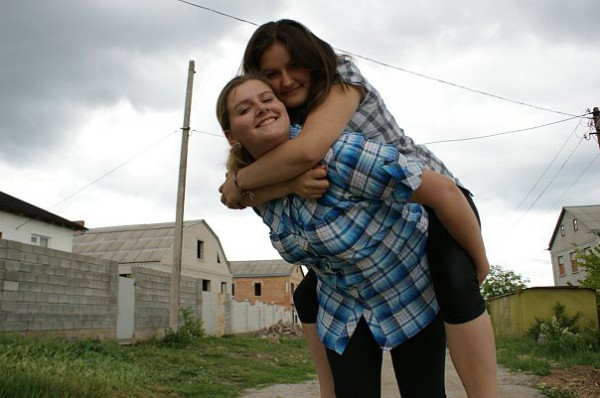Я и моя малышка=)