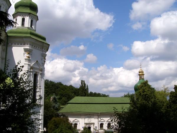 Вид на Трапезную церковь